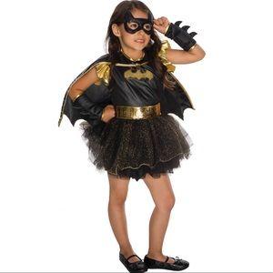 Batgirl Child Deluxe Tutu Dress Halloween Costume